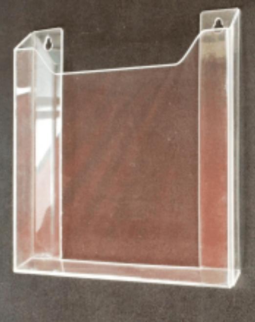 Kệ đựng tờ rơi 1-3 ngăn A4 treo tường mica Acrylic Leaflet Holder