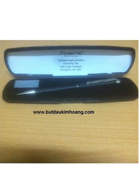 Bút bi có dấu tên Heri 3302M Stamp & Smart Pen 3 in 1