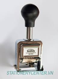 Máy đóng 6 số SureMark SQ-3366 – Auto Numbering machine