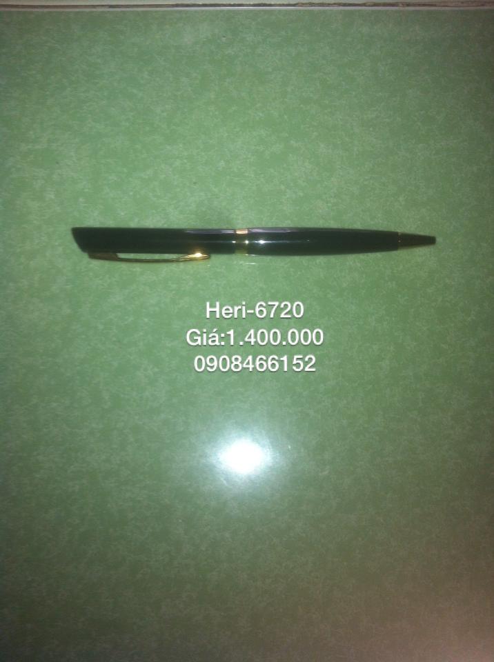 Bút bi có dấu tên Heri Color Exclusive 6720 Stamping Pen
