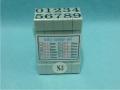 Dấu số ghép N-3 Multi Joint rubber stamp (Numbers)