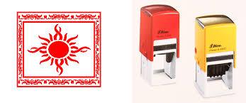 Dấu chỉnh sữa văn bản Shiny Printer S-520 Correction stamp, 19mm