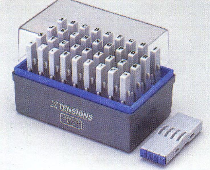 Dấu ghép chữ Xtentions EGRAS-33MB