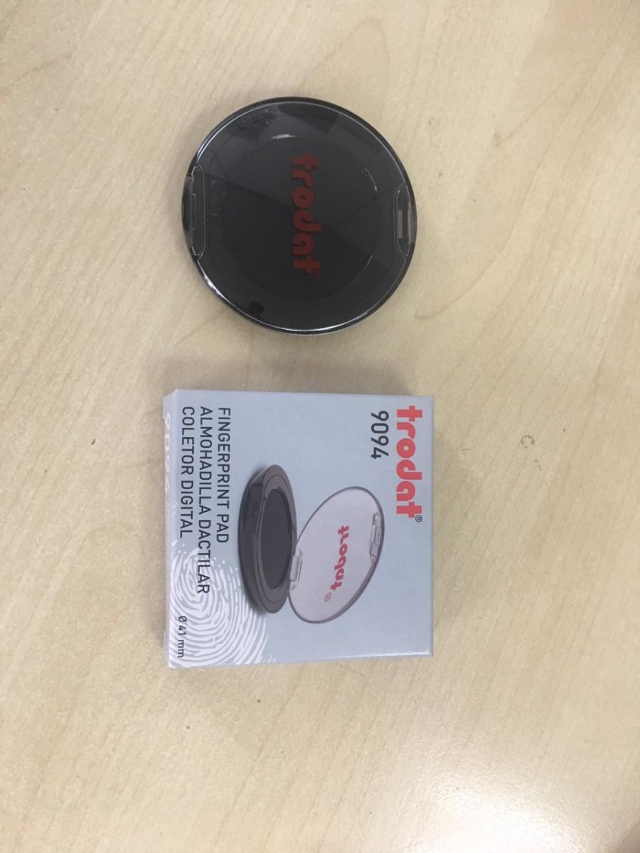 Hộp dấu lăn tay – Thumb print pad TRADAT 9094