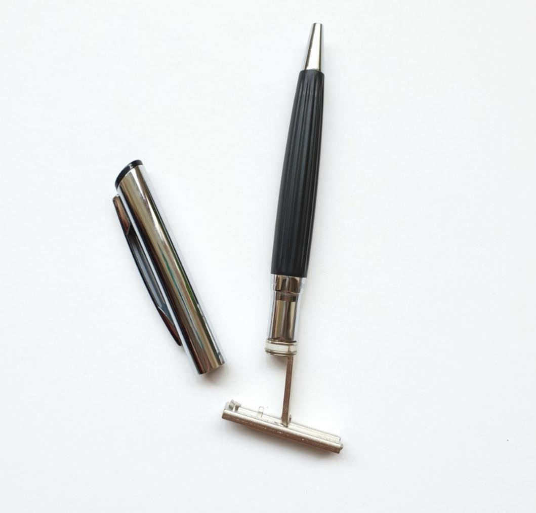 Bút Bi Dấu Heri Diagonal 6211 M Stamping Pen