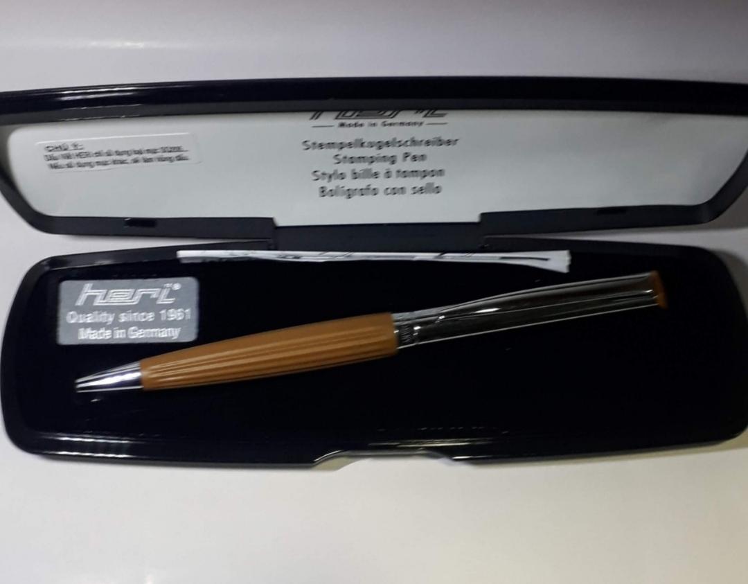 Bút bi có dấu tên Heri Classic Light 6281 Stamping Pen