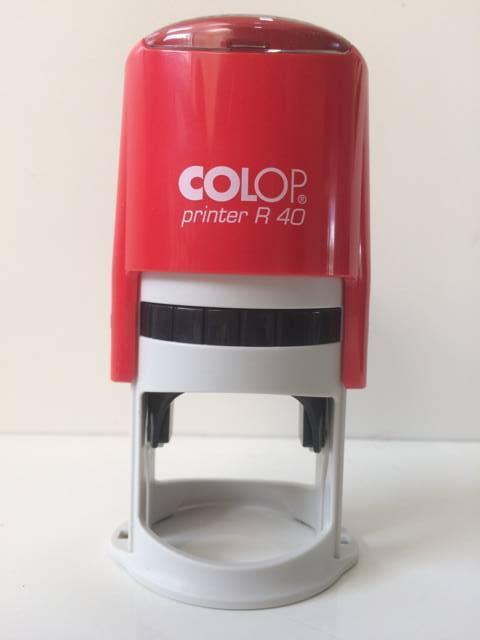 Dấu Tròn Printer R40