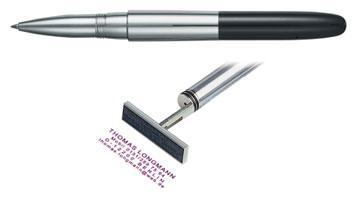 Bút bi có dấu tên Heri NEW PROMESA 8521 Stamping Pen